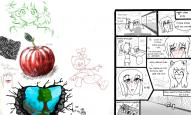 comic mallony mango-project pencil wut (800x480, 231.5KB)