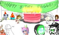 MadFox birthday cleaner cntrct fandomtrash hana_chan hatman paddles question (800x480, 298.4KB)